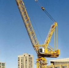 TOWER CRANES - LIEBHERR - Luffing jib cranes - HC-L Series
